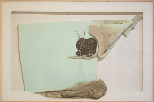 , 'Rocks of Nantes I,' 2017, Galerija VARTAI