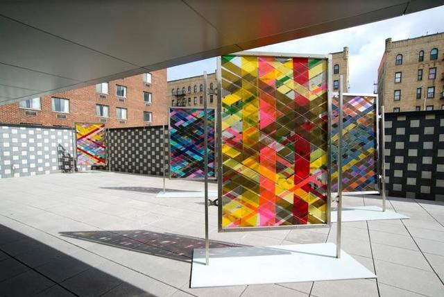 Arlene Slavin, 'Intersections', 2017, Bronx Museum of the Arts