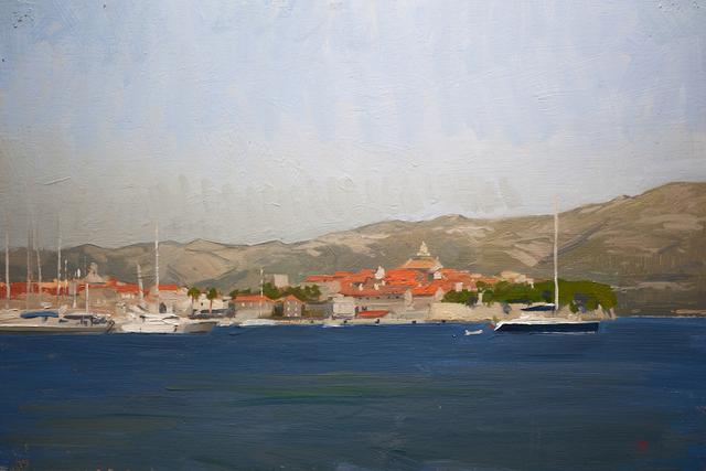 , 'Korcula,' 2012, Grenning Gallery