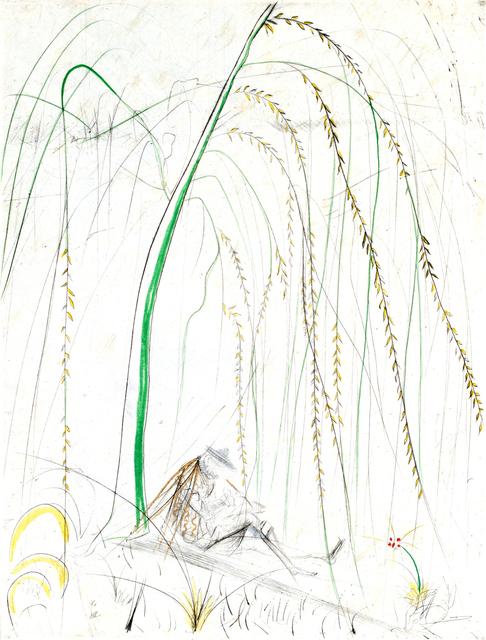 , 'Ronsard: Weeping Willow,' 1968, ACA Galleries