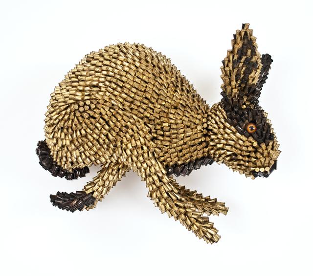 , 'Running Rabbit ,' 2016, Cavalier Galleries