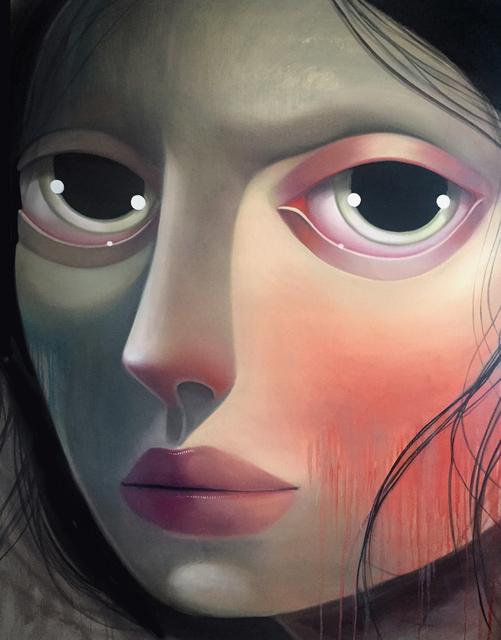 Tania Marmolejo, 'The Almost Imperceptable Mask', 2017, Lyle O. Reitzel