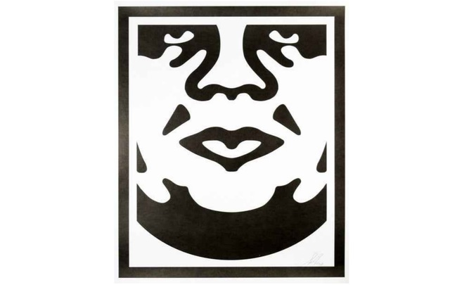 Shepard Fairey, 'Obey, Andre the Giant', 2008, Leviton Fine Art