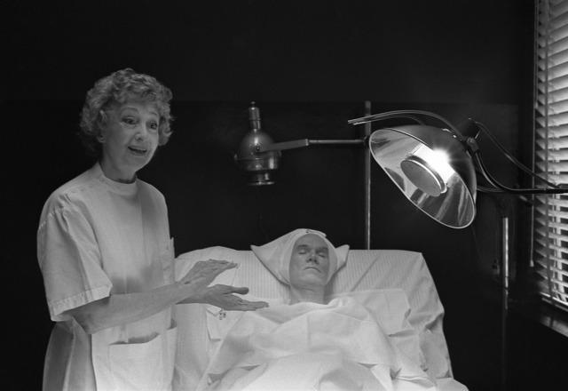 , 'Andy Warhol with Janet Sartin Getting Facial, 1981,' 2015, Maison Gerard