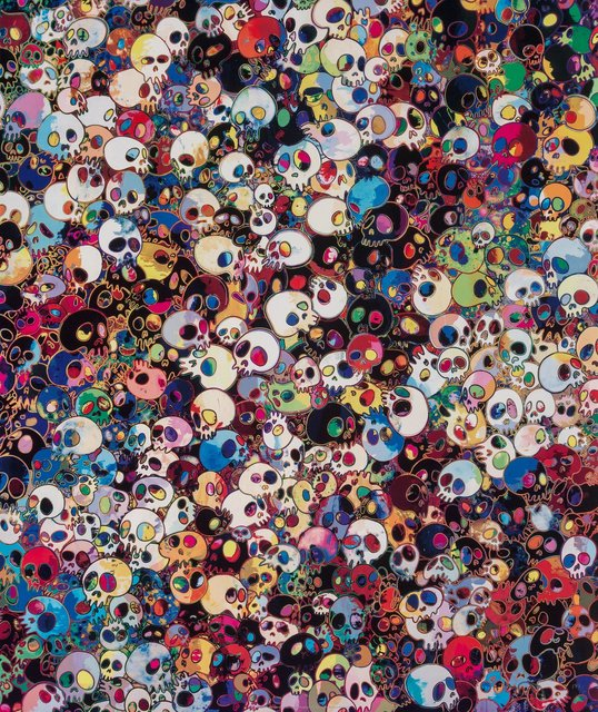 Takashi Murakami, 'These Are Little People Inside Me', 2011, Heritage Auctions
