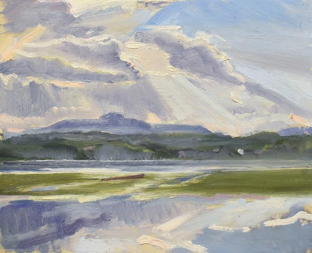 , 'Olana Sky,' 2018, Carrie Haddad Gallery