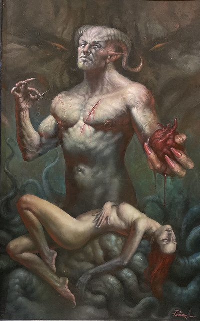 Lucio Parrillo, 'The Demon', 2015, IX Gallery