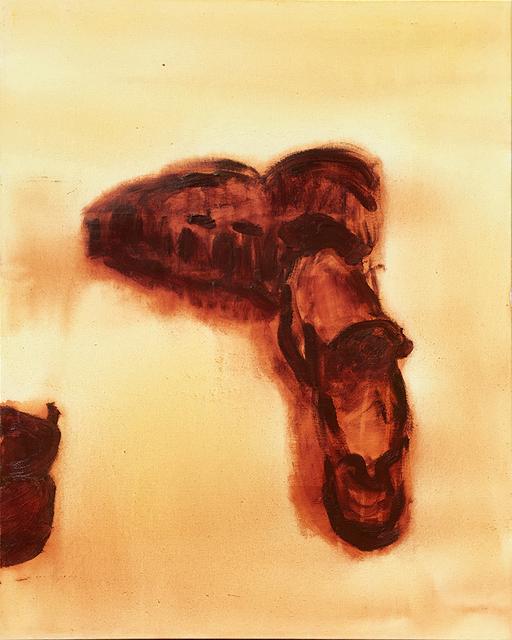 , 'Ohne Titel (Drei Schuhe),' , Galerie Stephan Witschi