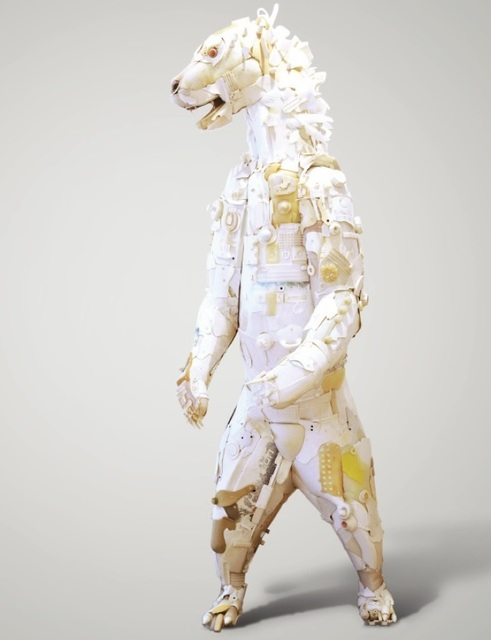 , 'Polar Bear,' 2016, Contessa Gallery