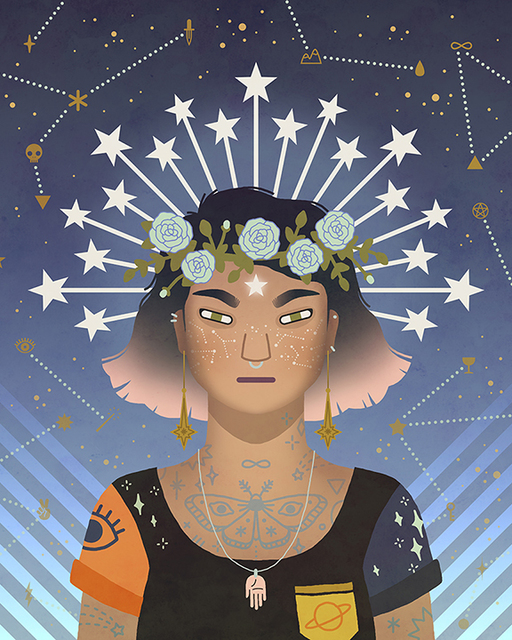 Camille Chew, 'The Stars', Helikon Gallery & Studios