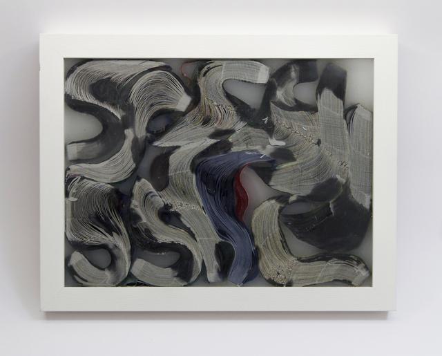 Dorothea Reese-Heim, 'Querschnitt Seitenblicke Münchner Blaue Seiten', 2013, XC.HuA Gallery