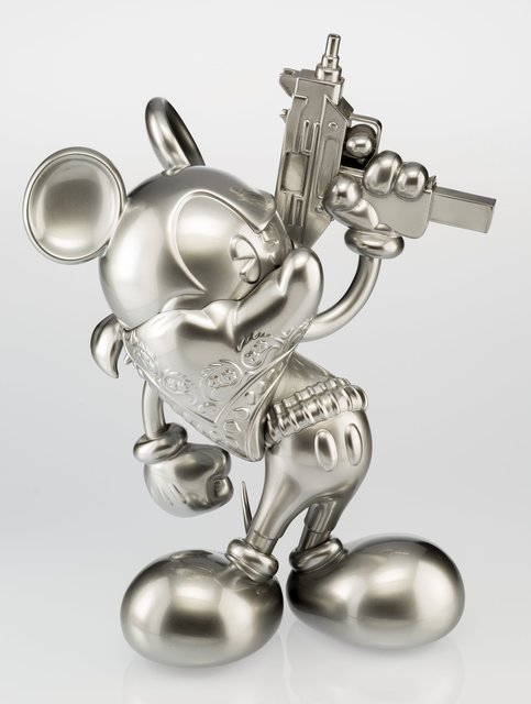 OG Slick, 'Uzi Does It-Silver Bullet', 2014, Heritage Auctions