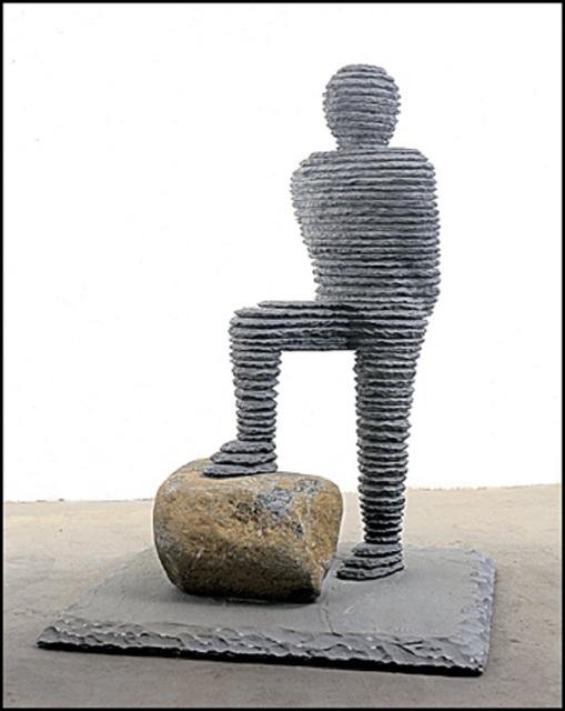 , 'Ammi'el,' 1999, SPONDER GALLERY