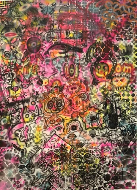 , 'WTFOMG,' 2017, Ro2 Art