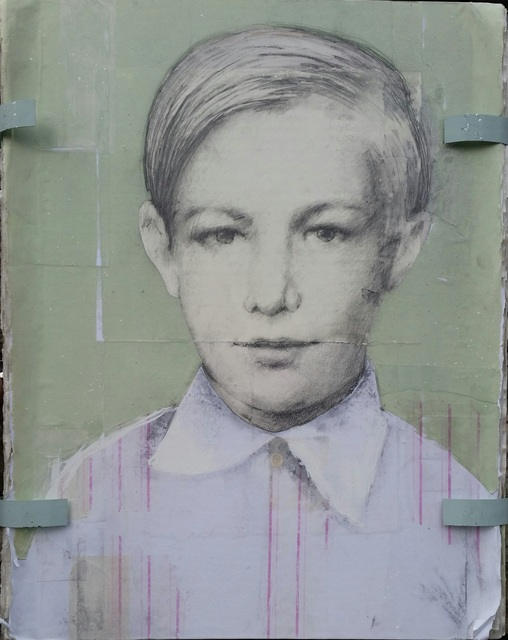 Louis Boudreault, 'Andy Warhol', 2014, Thompson Landry Gallery