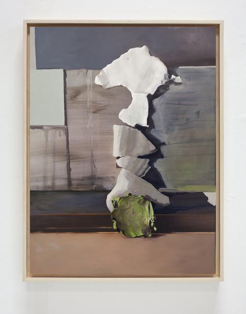 , 'Persimmion Base,' 2015, Emerson Dorsch