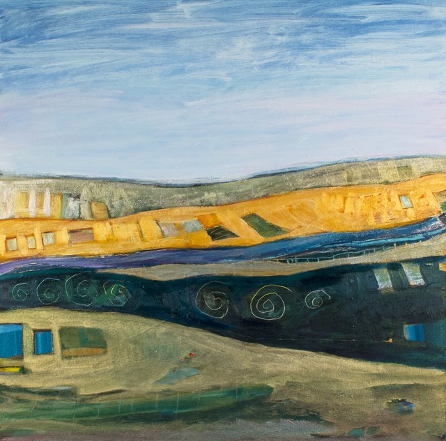 , 'Travelling Around,' 2017, Foster/White Gallery