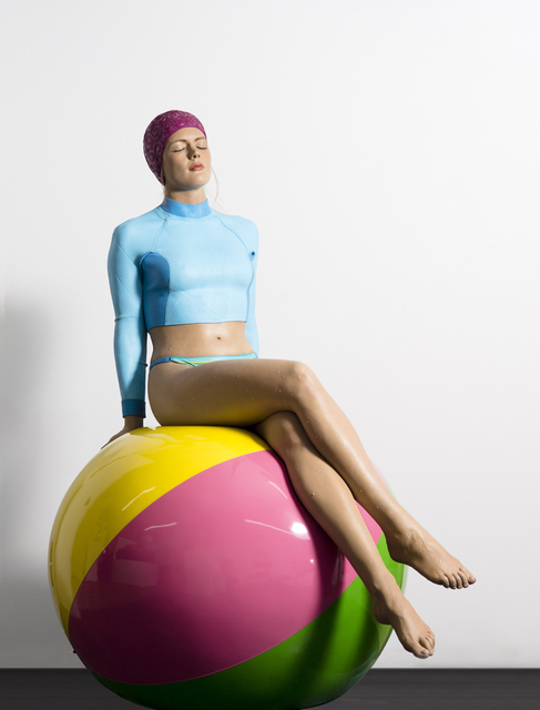 , 'Bibi on the Ball ,' 2015, C24 Gallery