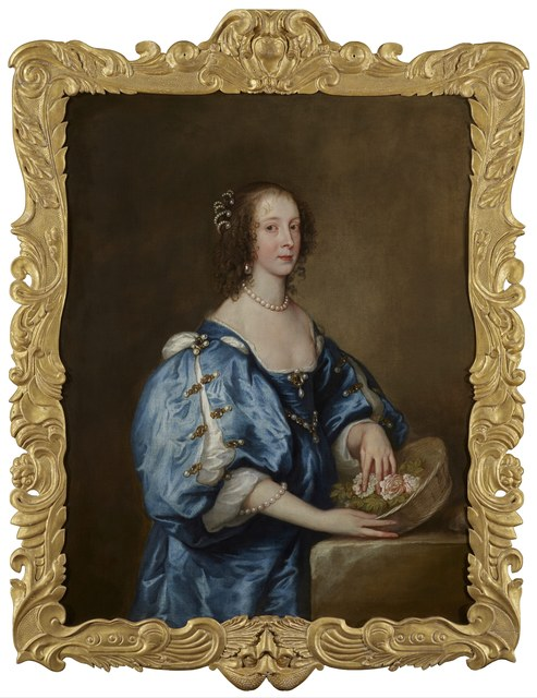 , 'Mary Barber, later Lady Jermyn (d. 1679) [?],' ca. 1637, The Weiss Gallery