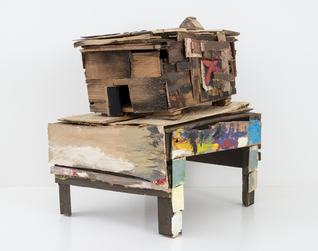 , 'Old Colored School ,' 2010, Brooklyn Museum