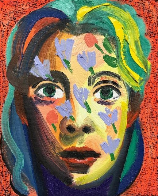 , 'True Believer,' 2017, Luis De Jesus Los Angeles