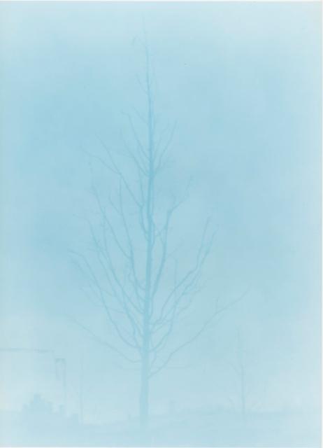 Ola Kolehmainen, 'Hellblaue Landschaft', 2006, CHRISTOPHE GUYE GALERIE