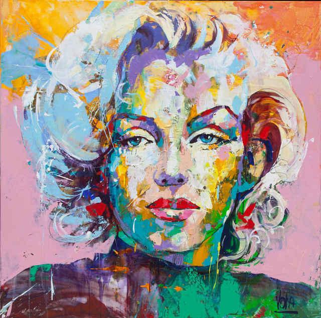 , '12 Marilyn,' 2018, ArtCatto