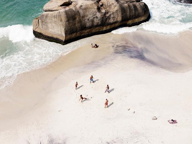 , 'Beach soccer,' , Galeria Tempo