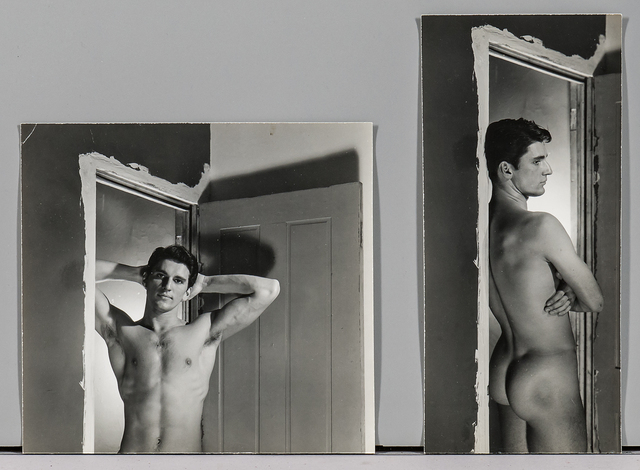George Platt Lynes, 'Four Portraits of Jack Fontan', c. 1954, Skinner