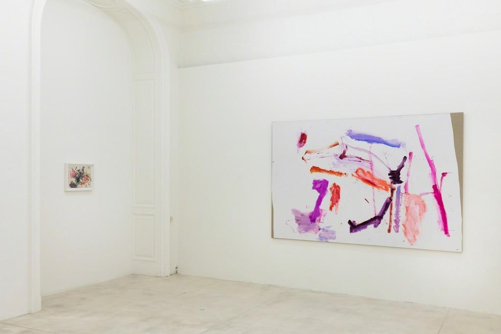 courtesy Galerie Krinzinger / ©2018 photo Tamara Rametsteiner