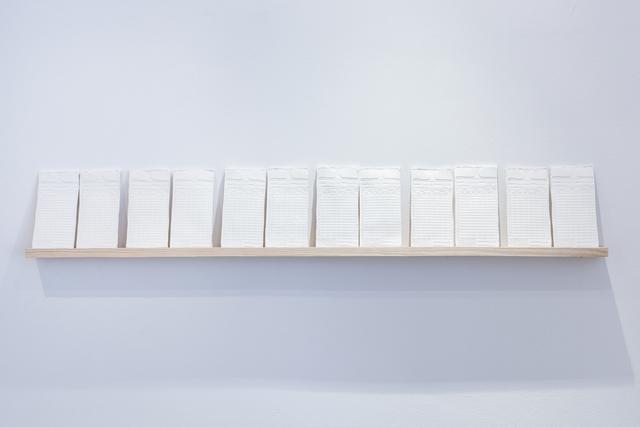 , 'Dias Fixos,' 2015, LAMB Arts