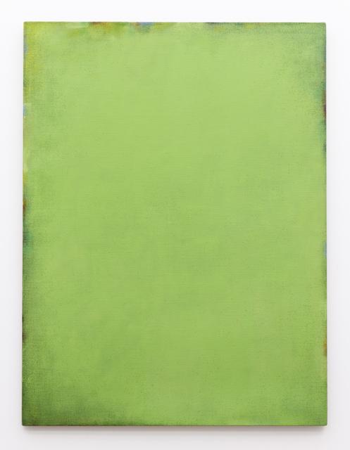 Peter Tollens, 'Grün', 2015, Galerie Gisela Clement
