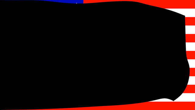 , 'FLAG,' 2017, Shulamit Nazarian
