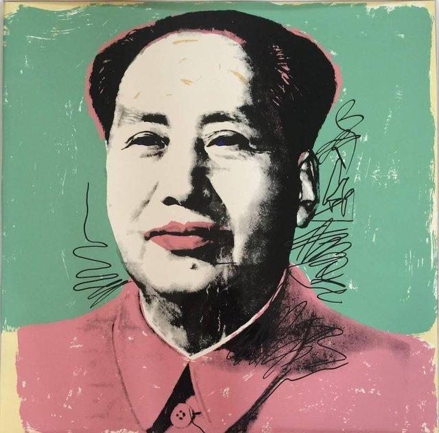 , 'Mao II.95,' 1972, OSME Gallery