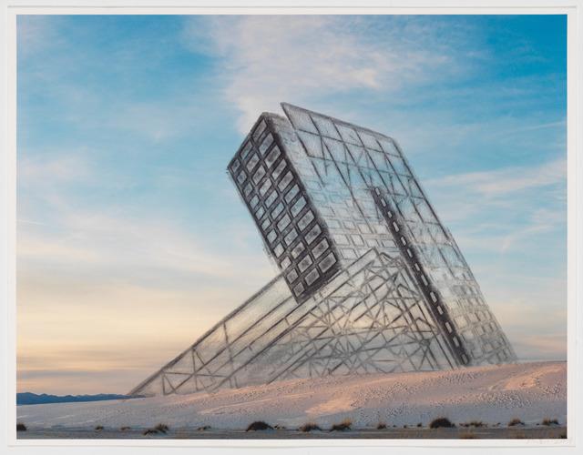 Nicola López, 'Ghost town VI', 2019, Arróniz Arte Contemporáneo