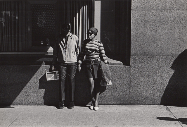 Ed Sievers, 'Untitled (couple holding hands)', c. 1960's, Robert Mann Gallery