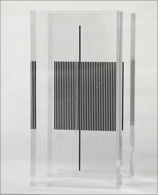 , 'Vibración en la masa transparente,,' 1968, Mark Hachem Gallery