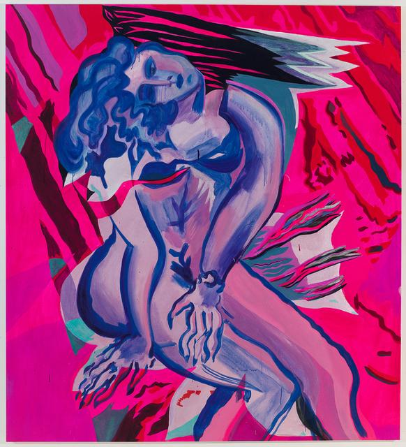 , 'Blue Angel,' 2015, Night Gallery