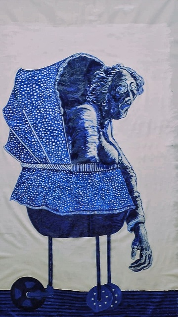 Ferhat Salman, 'The Stroller', 2019, Ekavart Gallery
