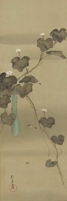 , 'Birds and Flowers of the Twelve Months. Japan, Edo Period (1615-1868),' ca. 1817-28, The Metropolitan Museum of Art