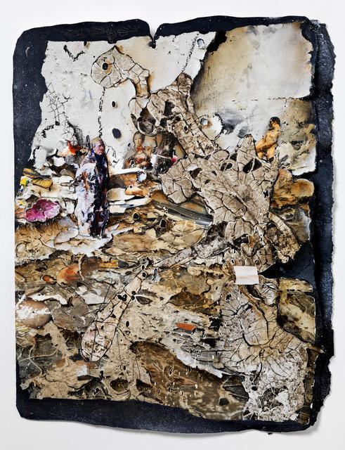 , 'Fragment I,' 2016, Gallery NAGA