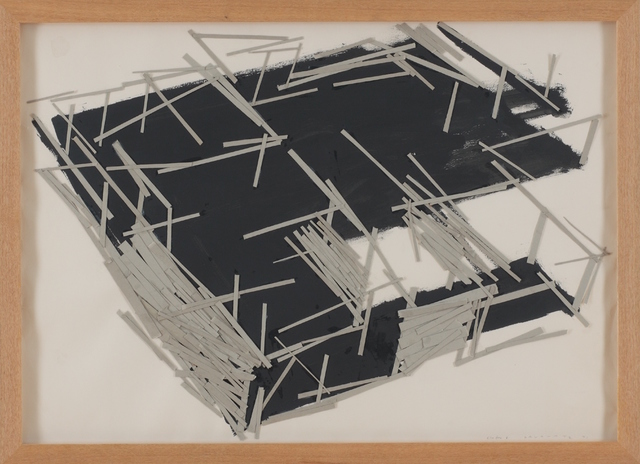 , 'Site Plan No.8,' 1991, Misa Shin Gallery