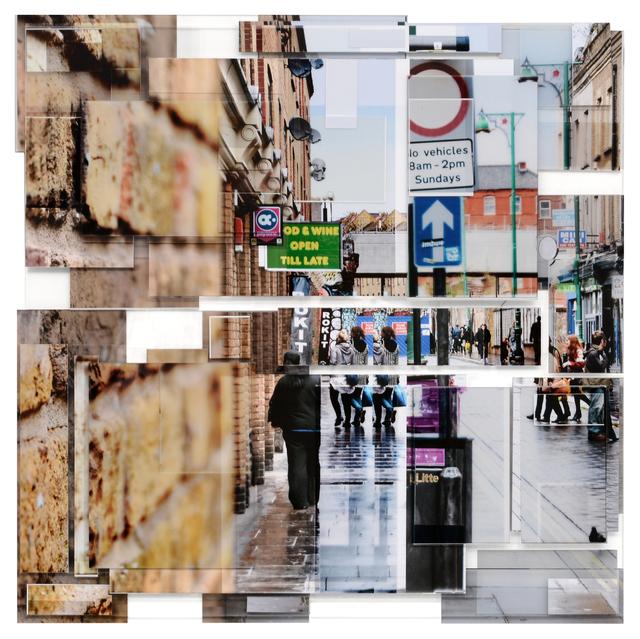 , 'London 018,' 2015, Abbozzo Gallery