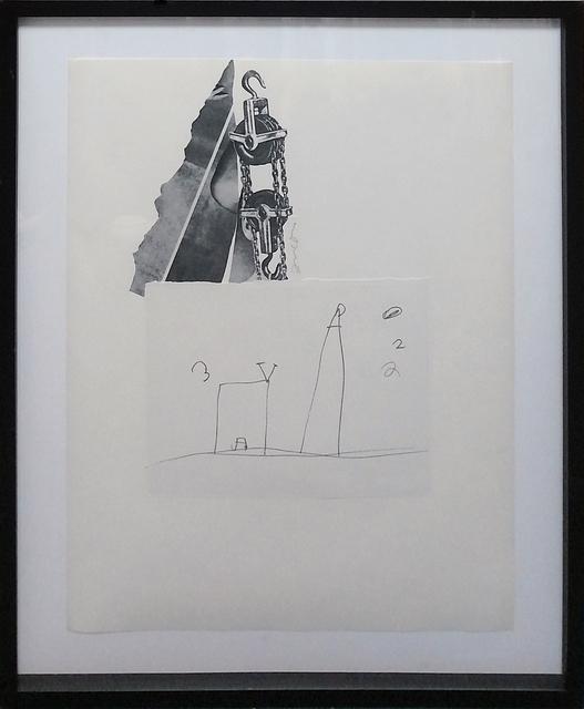 Jim Dine, 'TOOL BOX 5', 1966, Gallery Art
