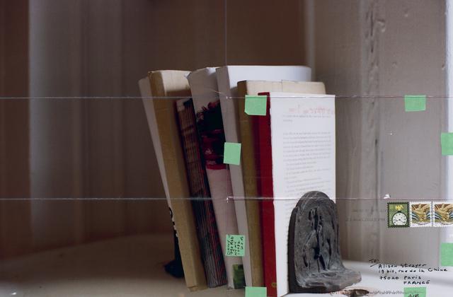 , 'Cut Books,' 2013, ICA Philadelphia