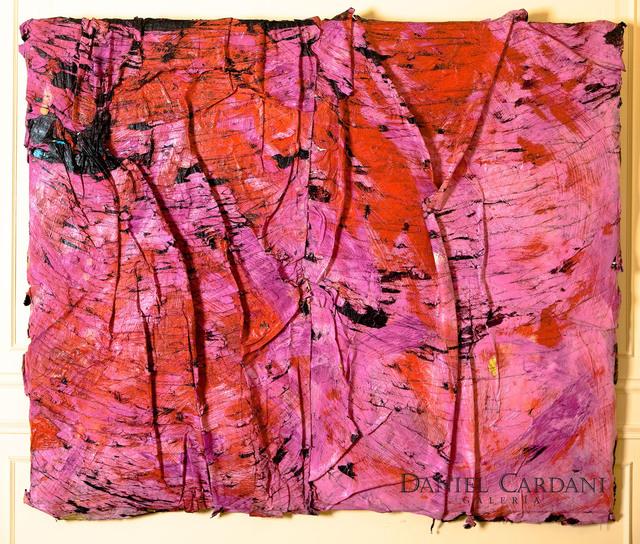 , 'Blurred Kiss,' 2011, Galería Daniel Cardani