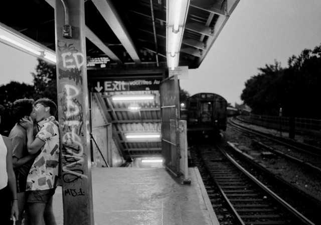 Ferdinando Scianna, 'USA. New York City. Brooklyn. Coney Island.', 1985, Magnum Photos