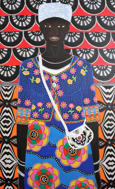 , 'Magui,' , Rebecca Hossack Art Gallery