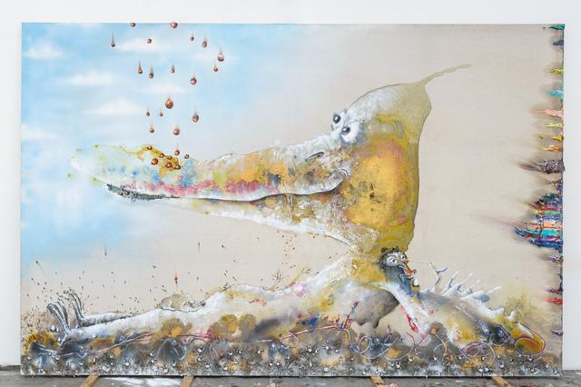 , 'Simorgh,' 2014, Galerie Laurent Godin