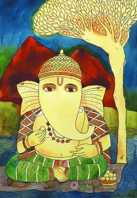 Badri Narayan, 'Untitled', 2002, Moolagundam Art Gallery
